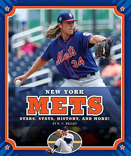 New York Mets: Stars, Stats, History, and More! (Major League Baseball Teams)