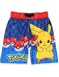 Pikachu Boys Swim Trunks Swimwear (Little Kid/Big Kid)