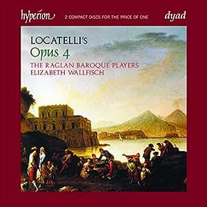 Locatelli: Concerti Op.4