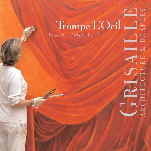 Review Trompe L'Oeil: Grisaille: Architecture & Drapery