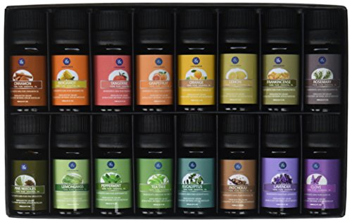 Essential Oils Set,Aromatherapy 16 Essential Oils Set 51PR8IwWTkL