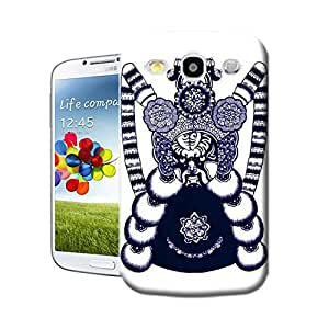 X-Cases Beijing-Opera,Paper-Cut TPU Protector Hard Cover Case For Samsung Galaxy S3