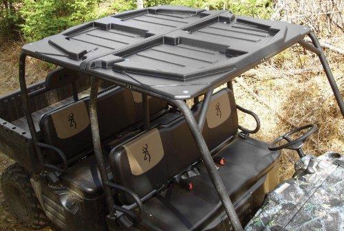Mule Trans 4 X 4 - Premier Plasics Multi Passenger Roof with Cargo Storage Area
