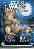 Star Wars Ewok Adventures - Caravan Of Courage/Battle For? - Import Zone 2 UK (anglais uniquement) [Import anglais]