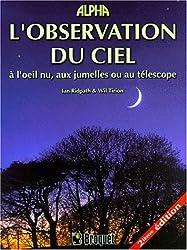L'Observation du ciel, 2e édition