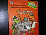 img - for Ernie the Cave King and Sherlock the Smart Person in The Invention of Paper (Sesame Street) book / textbook / text book