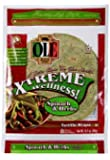 Ole Xtreme Wellness Spinach & Herbs Tortilla Wraps - 6 Pack Case