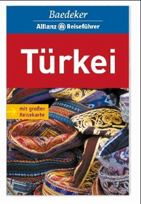 Baedeker Allianz Reiseführer, Türkei