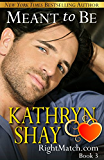 Meant to Be (RightMatch.com Book 3)