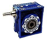 Lexar Industrial RV090 Worm Gear 20:1 Coupled Input Speed Reducer