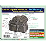 Canon Digital Rebel XT / 350D inBrief Laminated Reference Card