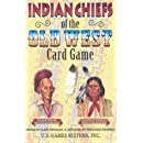 Indian Chiefs of the Old West Card Game (Old West Series)