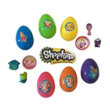 Shopkins Inspired Easter Eggs Season 4 (6 count)