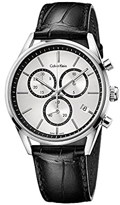 Calvin Klein CK K4M271C6 Formality Chronograph Men's Watch