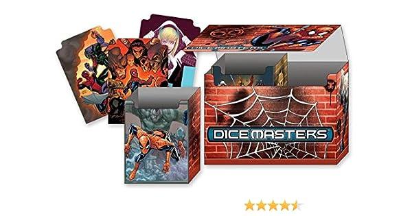 WizKids Dice Masters: Marvel Comics The Amazing Spider-Man Team Box