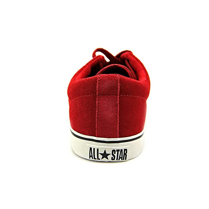 2cfae46a4bb Converse - Fashion Mode - Elmlsoxred White - Taille 42 1 2 - Rose   Amazon.fr  Chaussures et Sacs