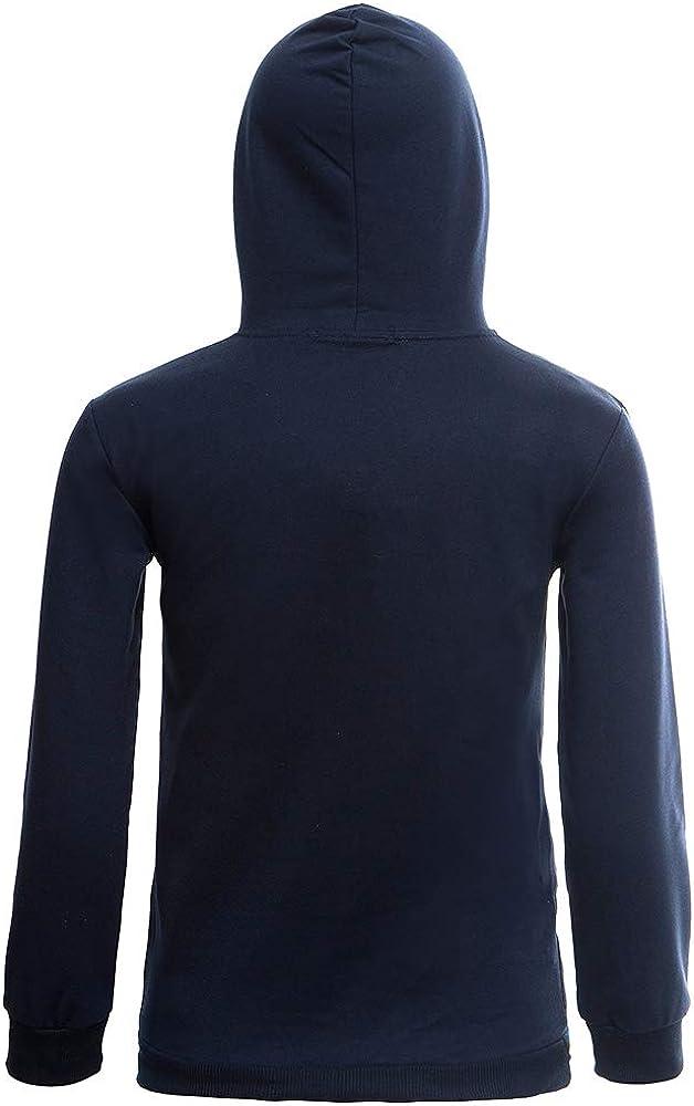 CARGI Toddler Boys Hoodies Sweatshirts,Dinosaur Long Sleeve Pullover Kid Hoodies for Boys