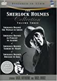 Sherlock Holmes Collection Volume 3 (Dressed to Kill/In Pursuit to Algiers/Terror By Night/The Woman in Green)