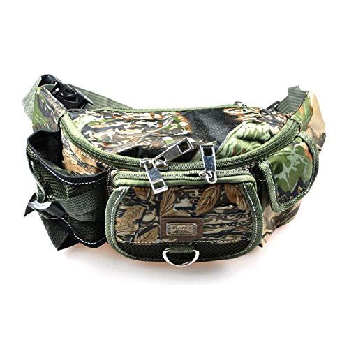 Fishing Bag Multifunctional Outdoor Fishing Tackle Waist Bag Unisex Sport Bags