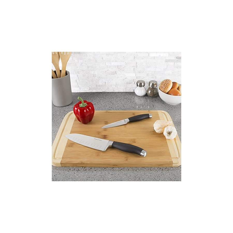 Classic Cuisine 82 25050 Knife Set, Normal, Stainless Steel