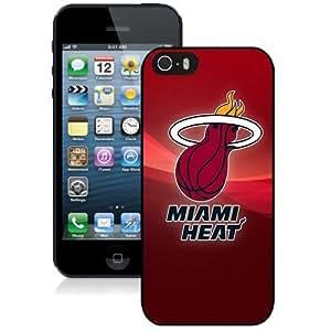 Personalized Phone Case with Miami Heat NBA Logo For SamSung Galaxy S5 Mini Case Cover Wallpaper