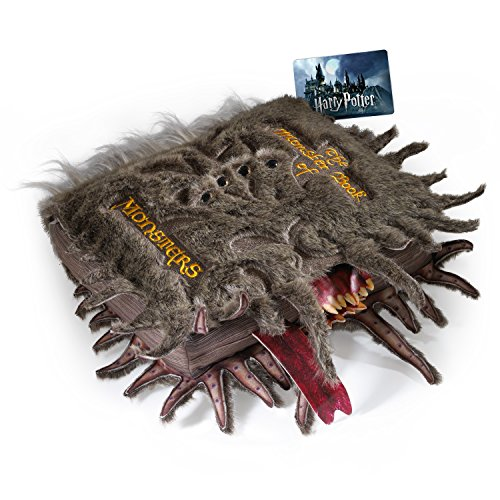 Harry Potter Monster Book of Monsters Collector Plush]()