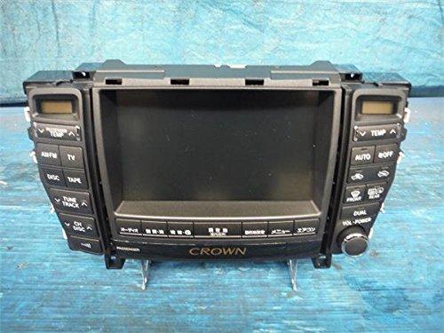 トヨタ 純正 クラウン S180系 《 GRS182 》 マルチモニター P60600-16007720 B01N004Y0M
