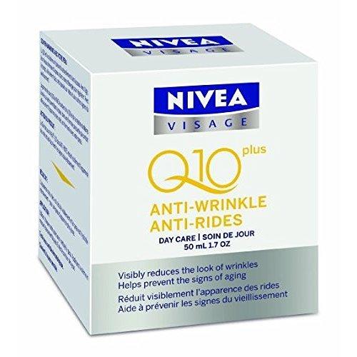 Nivea Visage Anti Ageing Q10 Plus Day Cream SPF 15 (50 Ml.)1.7 OZ ()