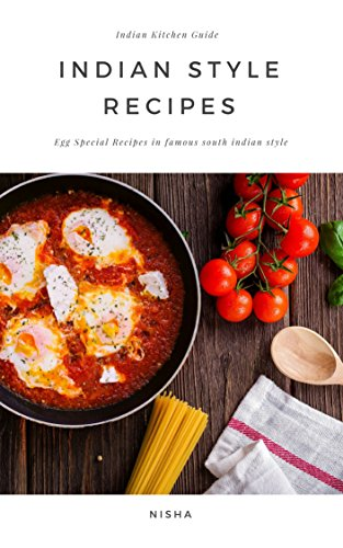 Indian Instant Pot Cookbook: Egg Special Edition by Nisha N