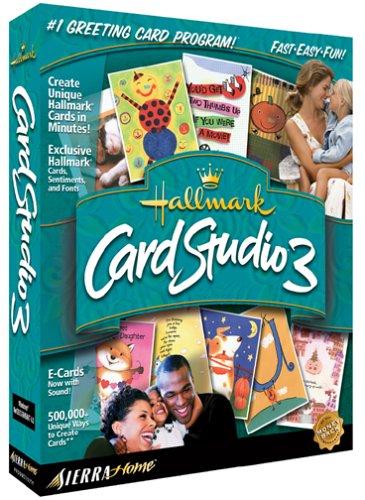 Hallmark Card Studio 3.0
