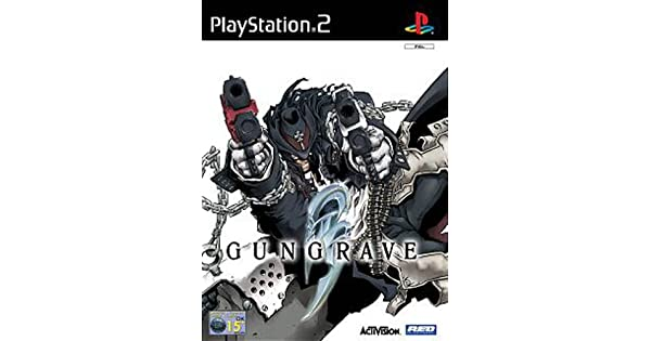 Playstation 2 - Gungrave: Amazon.es: Videojuegos