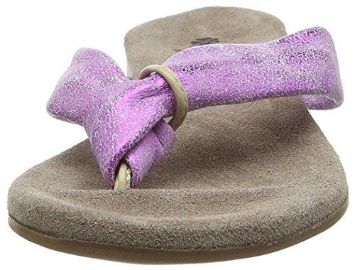 I love candies ILC Sandale - Sandalias de dedo Mujer Rosa - Pink (Fuchsia 539)