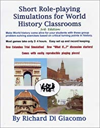 Short Role-playing Simulations for World History