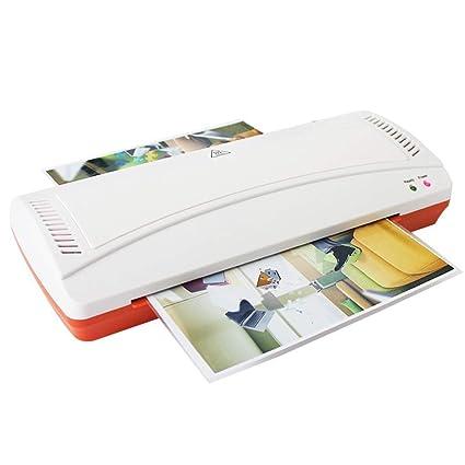 RMXMY Máquina de laminado de papel A4 de foto pequeña for el hogar ...