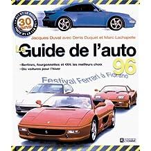 Guide de l'auto 1996 -le
