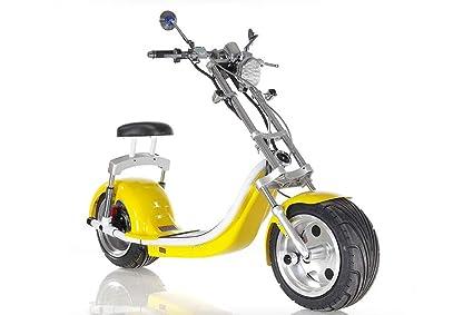Apollo E-life Style Patín Eléctrico Coffe Rider: Amazon.es ...