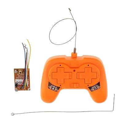 Gazechimp Mando a Distancia Receptor Teledirigido de Transmisor para RC Juguete Ride-On Regalo para Niño: Juguetes y juegos