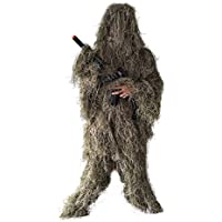 BESTHUNTINER Ghillie Suit, Camouflage Clothing, Army...