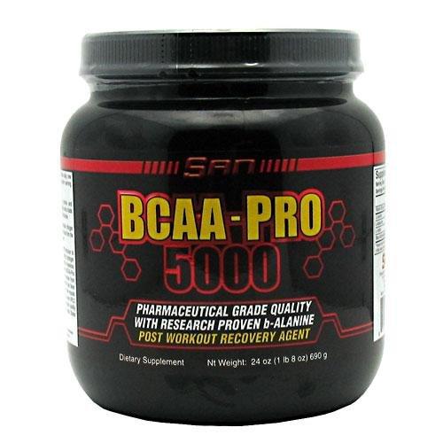 SAN BCAA-PRO 5000, 24,3 oz Tub