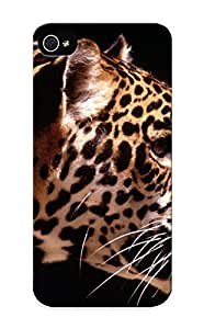 Inthebeauty High Quality Jaguar Animal Case For HTC One M8 Cover / Perfect Case For Lovers