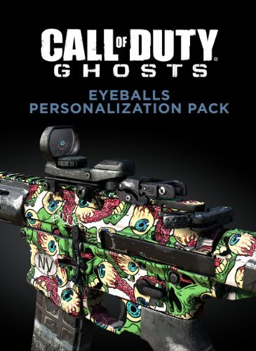 Call of Duty: Ghosts - Eyeballs Pack [Online Game Code] (Ghost Dlc Call Pack Of Duty)