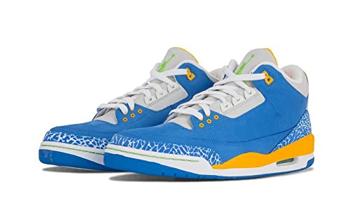 Nike Air Jordan 3 Retro LS 'DO The Right Thing' - 315297-471 - Size 9 -