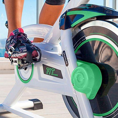 Cecotec Bicicleta Indoor Extreme 25. 25kg Volante inercia, Puls ...