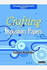 Crafting Expository Papers (Maupin House) Paperback