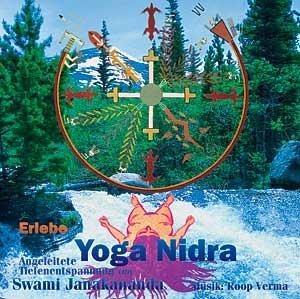Erlebe Yoga Nidra