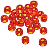 Mill Hill GSB-02013 Glass Seed Beads, Red