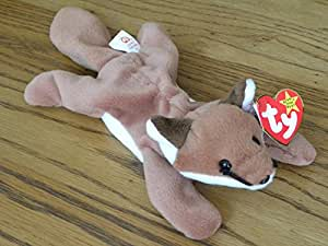 TY Beanie Baby - SLY the Fox (White Belly) by Ty, Inc
