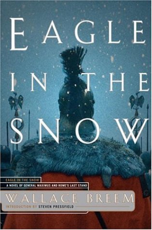 book cover of Eagle in the Snow