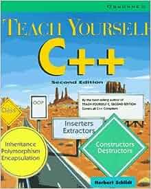 teach yourself c++ herbert schildt pdf