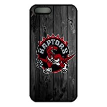 iPhone 5s Case, iPhone 5 Case - Raptors Case for iPhone 5s / iPhone 5 PC Black Snap on Hard Case